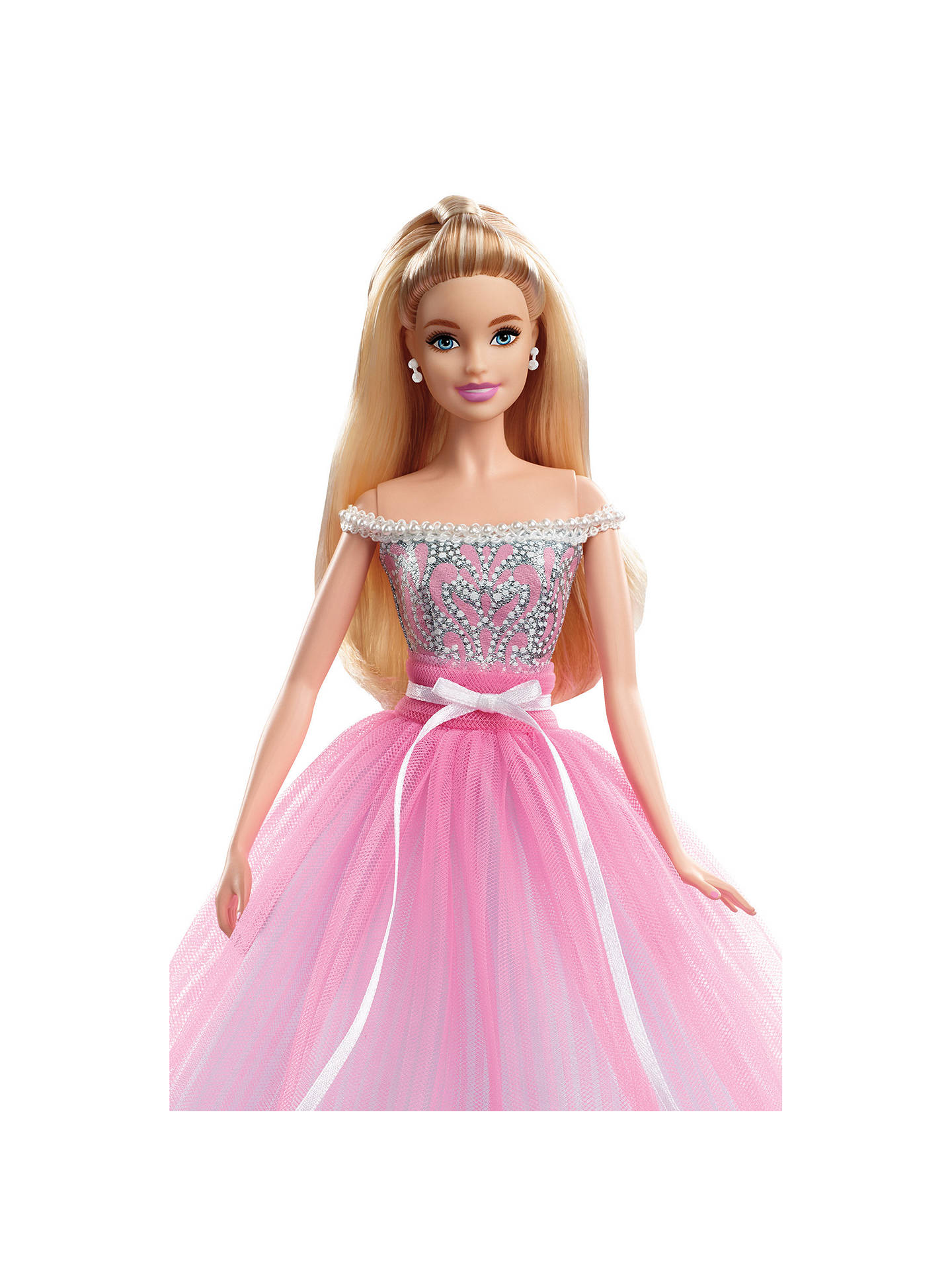 BuyBarbie 2017 Birthday Wishes Doll Online at johnlewis.com