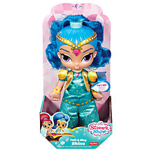 Buy Shimmer and Shine Talk & Sing Shine Doll Online at johnlewis.com