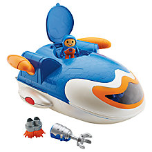 Buy Go Jetters Jet Pad Play Set Online at johnlewis.com