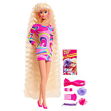 Buy Barbie Totally Hair 25th Anniversary Doll Online at johnlewis.com