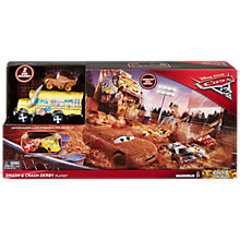 Buy Cars 3 Fire Barrel Blast Play Set Online at johnlewis.com