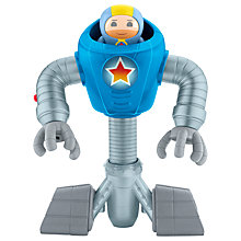 Buy Go Jetters Foz and G.O Giant Play Set Online at johnlewis.com