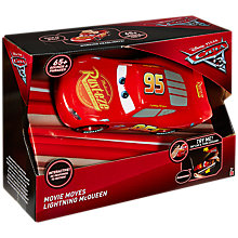 Buy Disney Pixar Cars 3 Movie Moves Lightning McQueen Online at johnlewis.com