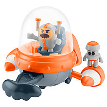 Buy Go Jetters Glitch Grimbler Play Set Online at johnlewis.com
