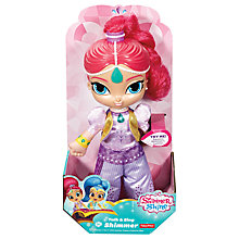 Buy Shimmer and Shine Talk & Sing Shimmer Doll Online at johnlewis.com