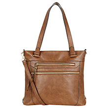 Buy Oasis Alice Tote Bag, Tan Online at johnlewis.com
