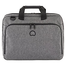 Buy Delsey Esplanade 2 Compartment Briefcase Online at johnlewis.com