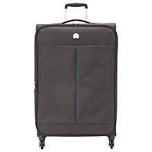 Buy Delsey Tournelles 77cm 4-Wheel Suitcase Online at johnlewis.com