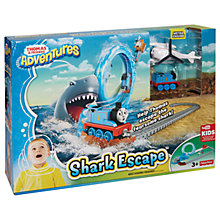 Buy Fisher-Price Thomas & Friends Thomas Adventures Shark Escape Online at johnlewis.com