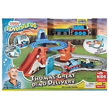Buy Fisher-Price Thomas & Friends Great Dino Delivery Online at johnlewis.com