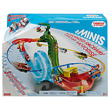 Buy Fisher-Price Thomas & Friends Minis Motorised Raceway Playset Online at johnlewis.com