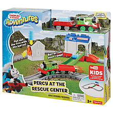 Buy Thomas & Friends Adventures Percy At The Rescue Centre Online at johnlewis.com