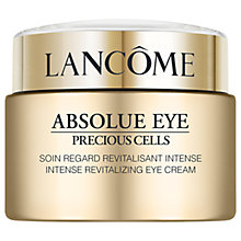 Buy Lancôme Absolue Precious Cells Intense Revitalising Eye Cream, 20ml Online at johnlewis.com