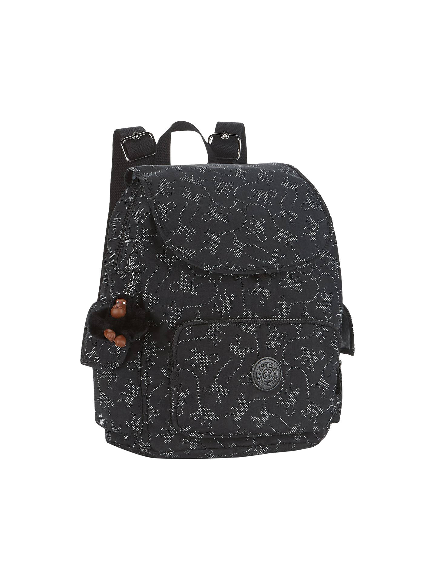 Kipling City Pack S Small Backpack at John Lewis   Partners 9368ed5a743be