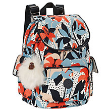 Buy Kipling City Pack S Small Backpack, Pastel Lily Online at johnlewis.com