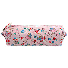 Buy Cath Kids Children's Little Fairies Pencil Case, Pink Online at johnlewis.com