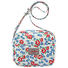 Buy Cath Kidston Children's Porchester Ditsy Cross Body Handbag, White Online at johnlewis.com