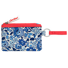 Buy Cath Kidston Children's Welham Flowers Pocket Purse, Blue Online at johnlewis.com