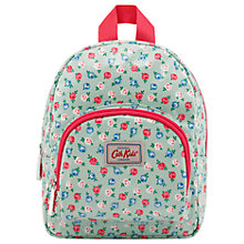 Buy Cath Kidston Children's Lucky Rose Mini Rucksack, Mint Green Online at johnlewis.com