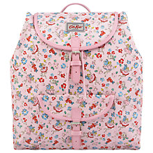 Buy Cath Kids Children's Little Fairies Drawstring Satchel Backpack, Pink Online at johnlewis.com