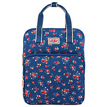 Buy Cath Kids Children's Kew Sprig Slimline Backpack, Blue Online at johnlewis.com