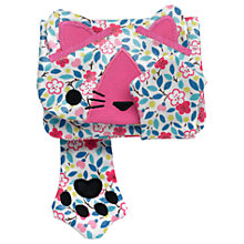 Buy Cath Kids Children's Littlemore Flower Cat Purse, Pink/Multi Online at johnlewis.com