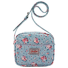 Buy Cath Kids Children's Lucky Bunch Print Cross Body Handbag, Blue Online at johnlewis.com