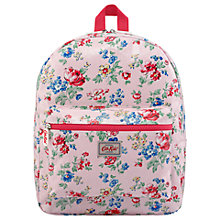 Buy Cath Kids Children's Holland Park Print Rucksack, Pink Online at johnlewis.com