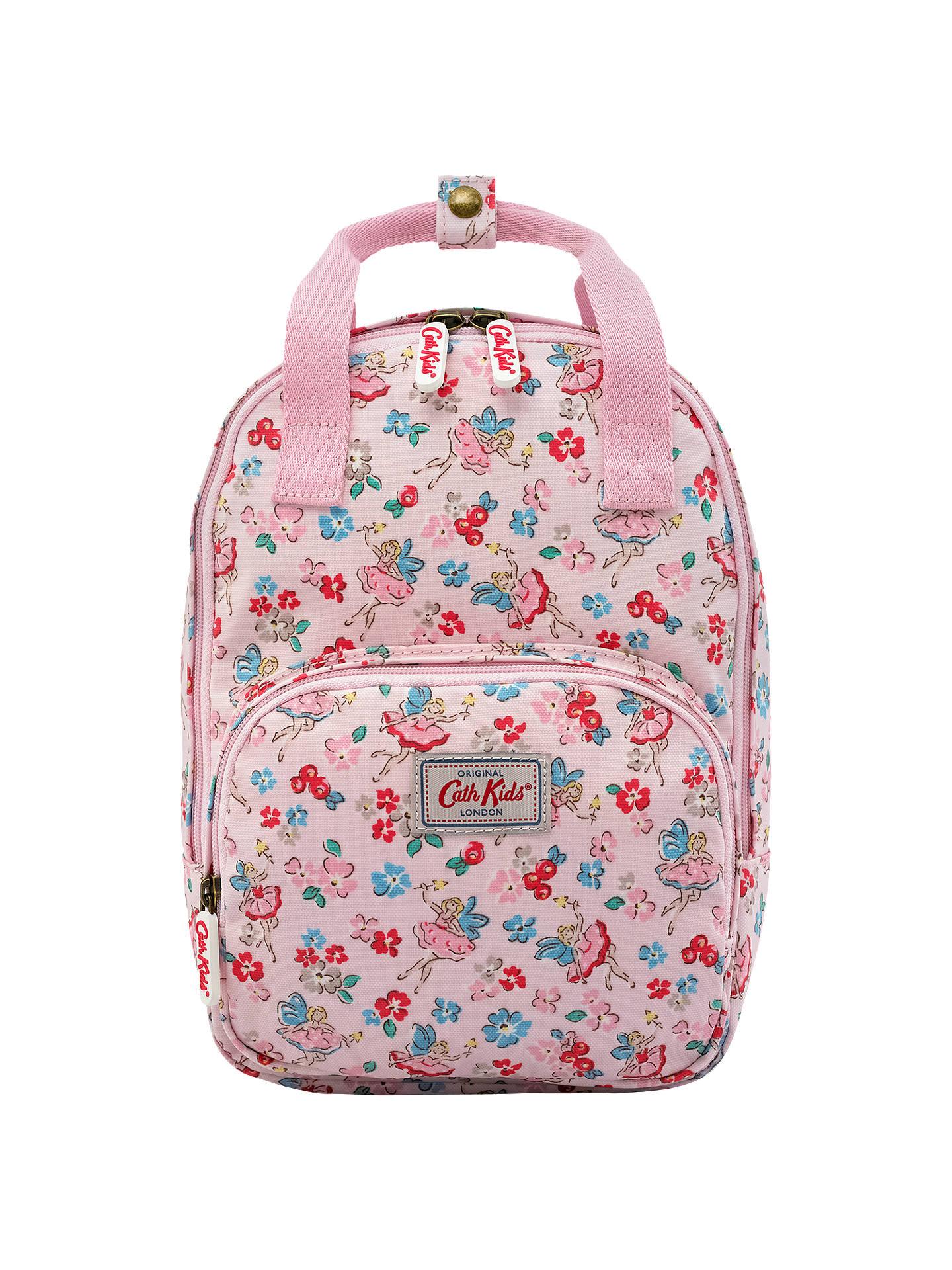 kid fashionablestyle rock-bottom price Cath Kids Children's Little Fairies Medium Rucksack, Pink at ...