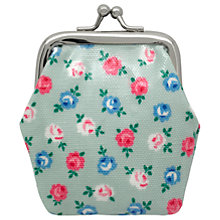 Buy Cath Kids Children's Lucky Rose Clasp Purse, Mint Green Online at johnlewis.com