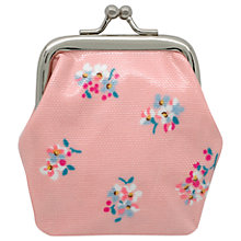 Buy Cath Kids Children's Woodstock Ditsy Clasp Purse, Pink Online at johnlewis.com