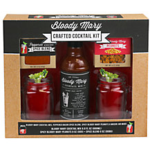 Buy Modern Cocktails Bloody Mary Cocktail Kit Online at johnlewis.com