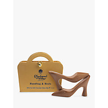 Buy Charbonnel et Walker Milk Sea Salt Chocolate Shoes, 60g Online at johnlewis.com