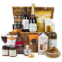 Buy John Lewis Chelsea Hamper Online at johnlewis.com