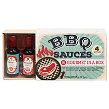 Buy Modern Cocktails Gourmet BBQ Sauces, Set of 4 Online at johnlewis.com