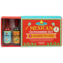 Buy Modern Cocktails Vintage Mexican Seasoning, 4 Bottles, 464g Online at johnlewis.com