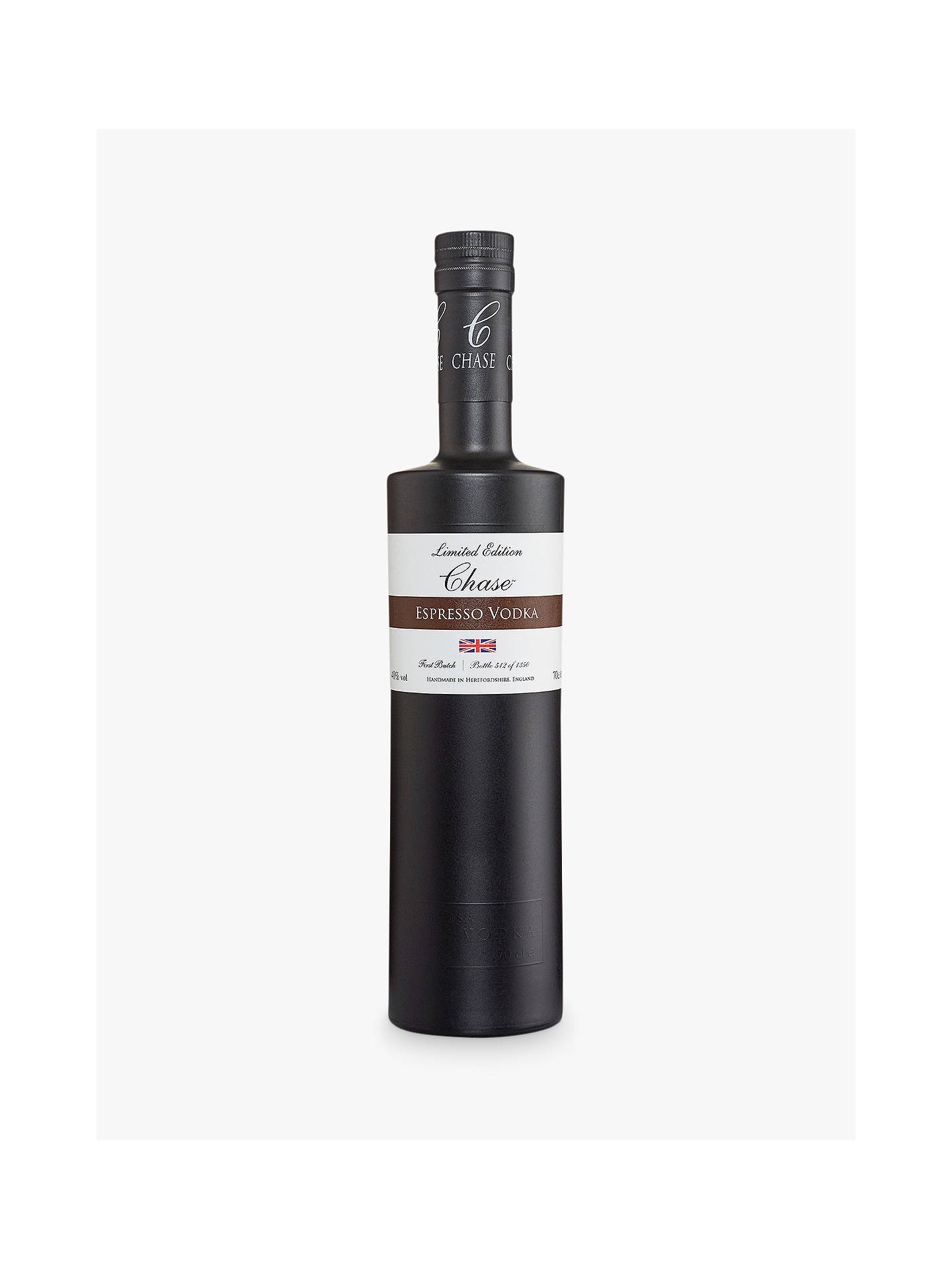BuyChase Espresso Vodka, Limited Edition, 70cl Online at johnlewis.com