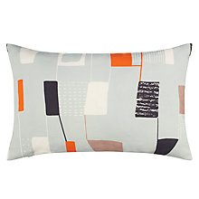 Buy Lucienne Day Lapis Cushion, Blue Online at johnlewis.com