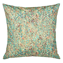 Buy Liberty Fabrics & John Lewis Mawstone Meadow Cushion Online at johnlewis.com