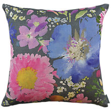 Buy bluebellgray Kippen Cushion, Multi Online at johnlewis.com