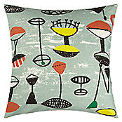 Lucienne Day silk mosaic