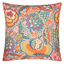 Buy Liberty Fabrics & John Lewis Patricia Spice Cushion Online at johnlewis.com