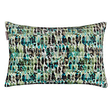 Buy Harlequin Kelambu Velvet Cushion Online at johnlewis.com