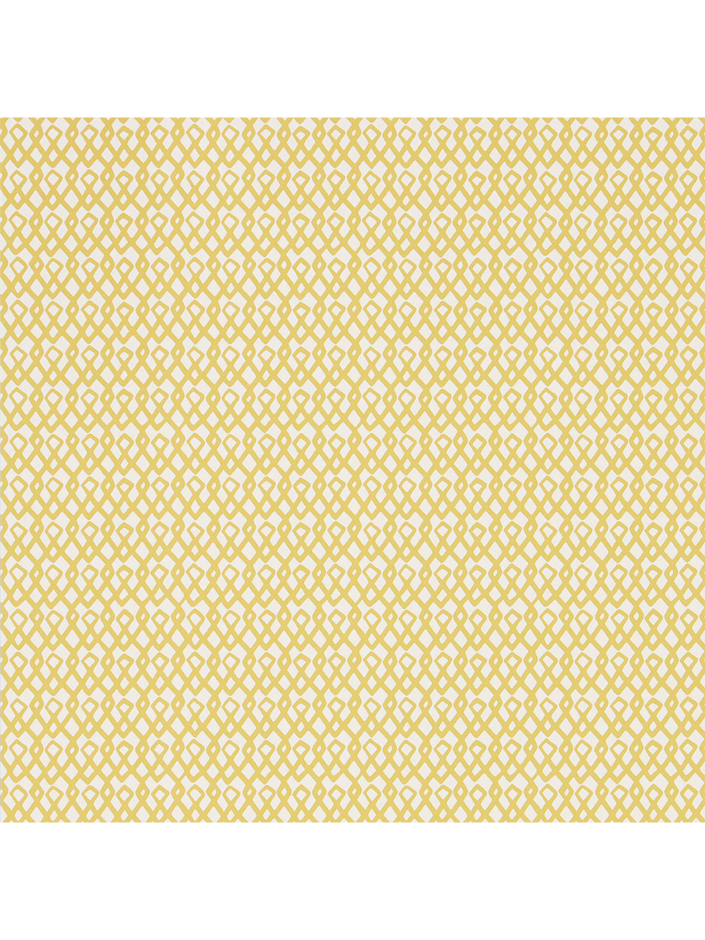 Buy Scion Ristikko Wallpaper, Honey 111539 Online at johnlewis.com