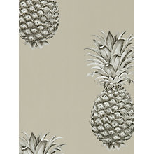 Buy Sanderson Pineapple Royale Wallpaper Online at johnlewis.com