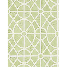 Buy Sanderson Garden Plan Wallpaper Online at johnlewis.com