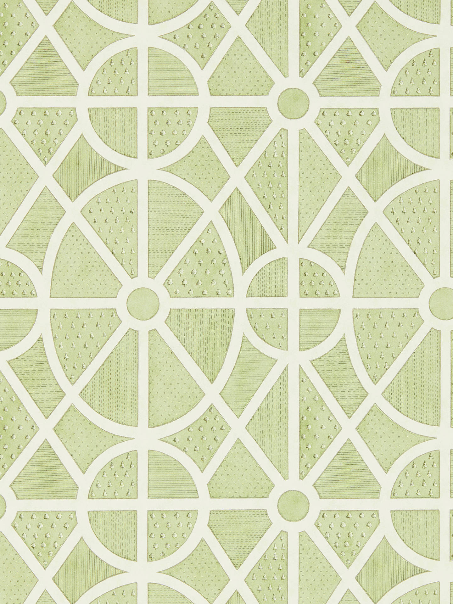BuySanderson Garden Plan Wallpaper, DART216315 Online at johnlewis.com