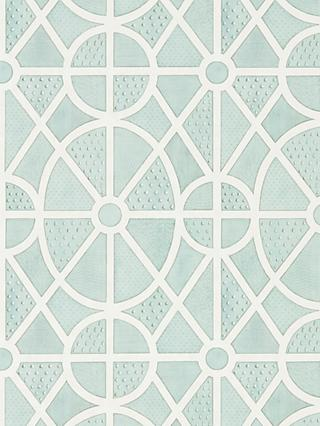 Sanderson Garden Plan Wallpaper