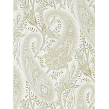 Buy Sanderson Cashmere Paisley Wallpaper Online at johnlewis.com