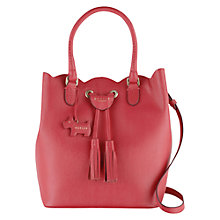 Buy Radley Southern Row Leather Large Grab Bag Online at johnlewis.com